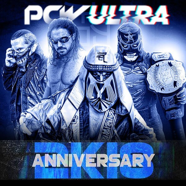 PCW ULTRA Anniversary 2K18 To Stream Live on FITE feat. the U.S. Return of The Great Muta