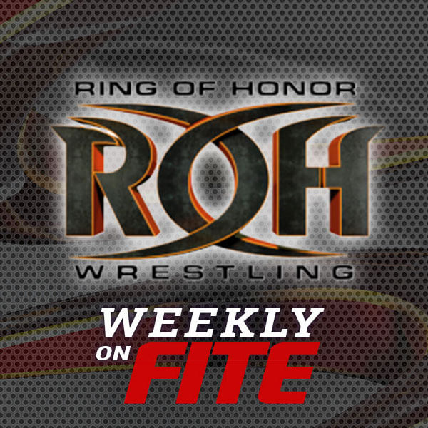 Ring of Honor Wrestling now available on FITE TV weekly