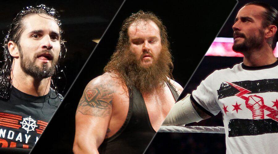 Weekly Pro Wrestling Rankings June 8