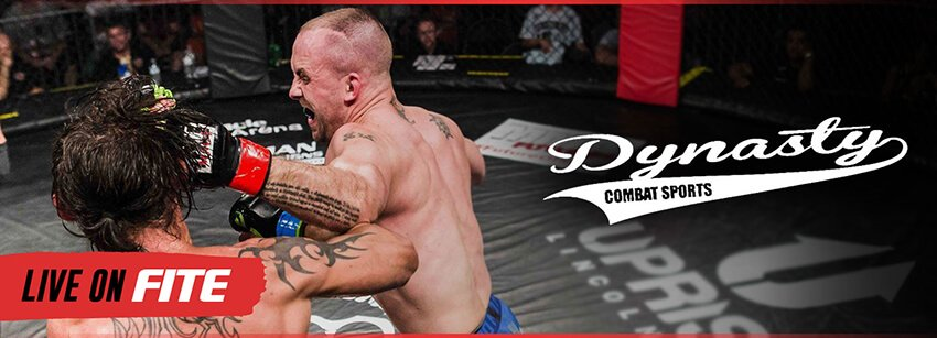 East meets West interstate match in Dynasty Combat Sports 40, the hottest Midwest MMA promotion joins FITE for its 7th Anniversary