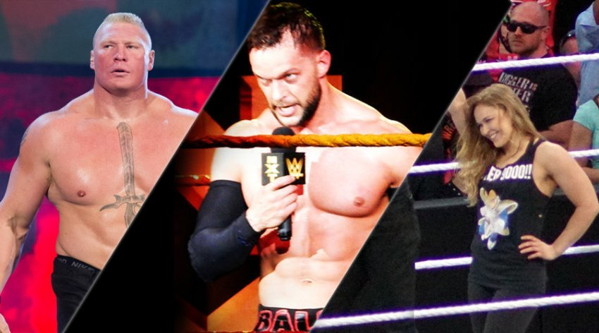 Pro Wrestling Rankings Jan-25: Balor stands tall against any competition
