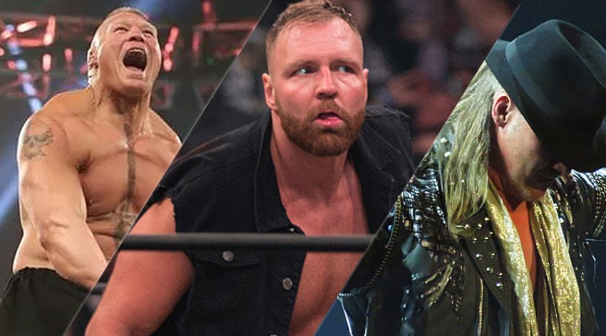 Pro Wrestling Rankings May-29: Jon Moxley