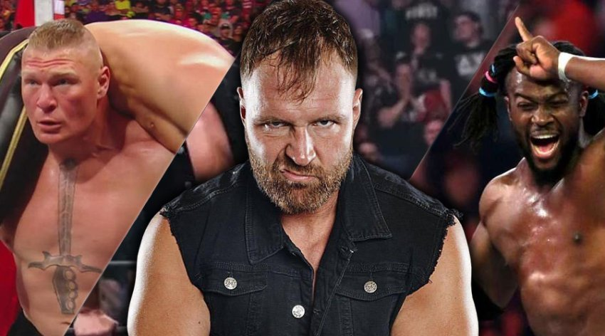 Pro Wrestling Rankings June-6: JON MOXLEY – For the second week in a row