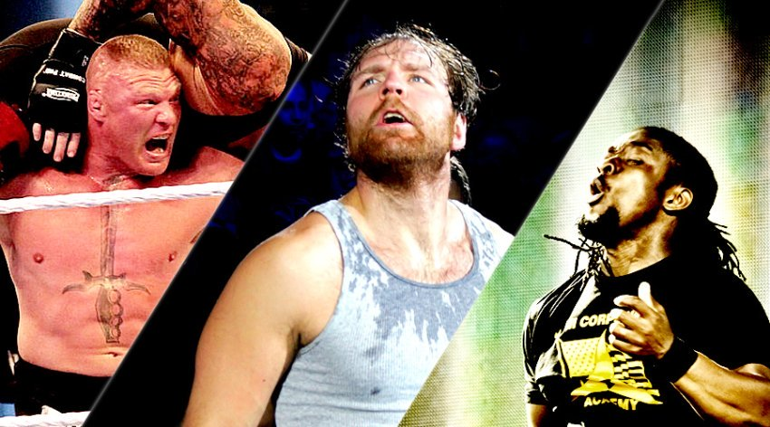 Pro Wrestling Rankings July 24 - JON MOXLEY remains undefeated