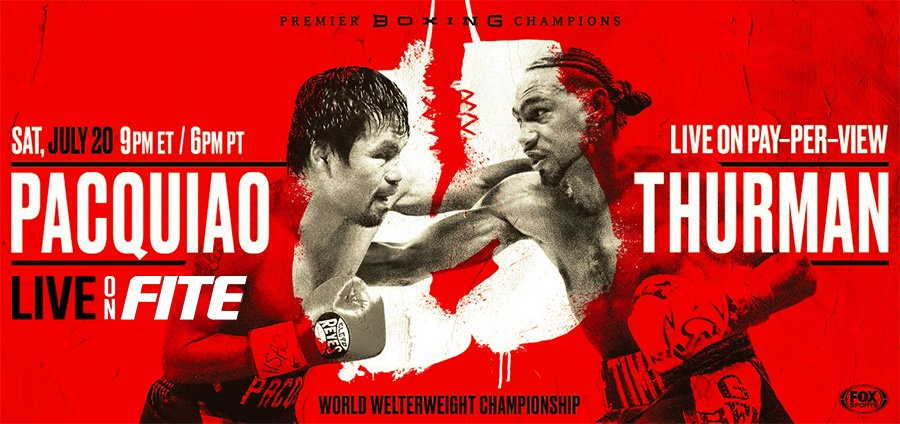Manny Pacquiao - Boxing's Immortal Legend