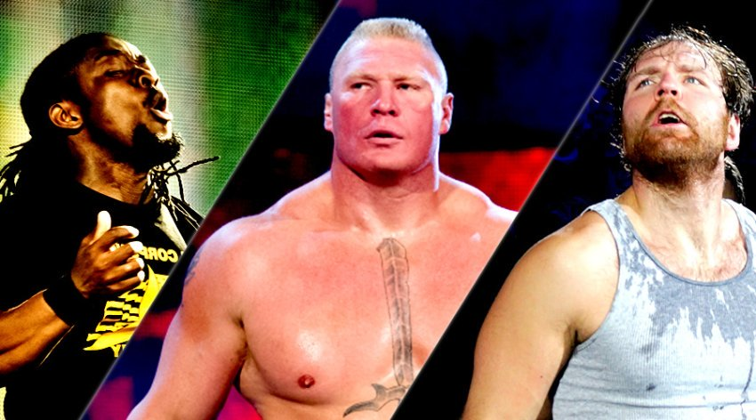 Pro Wrestling Rankings August 12 - BROCK LESNAR  has claimed the top spot