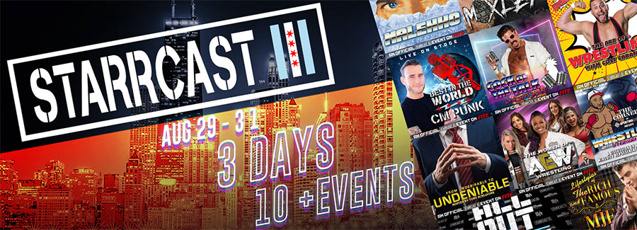 STARRCAST 3 Weekend Pass