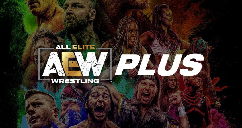 AEW Plus Subscription Debuts Exclusively on FITE