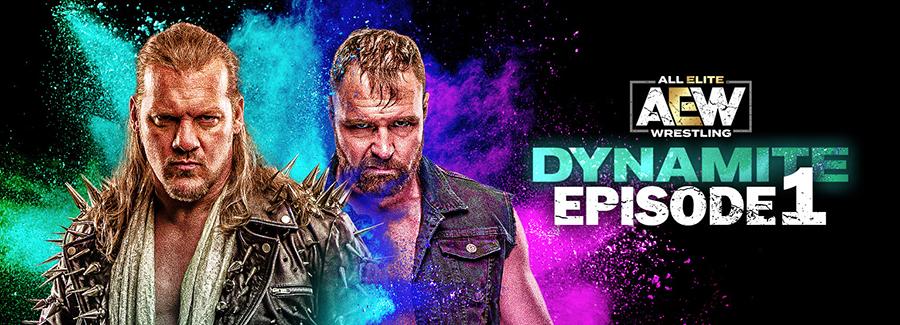 AEW Dynamite Episode 1