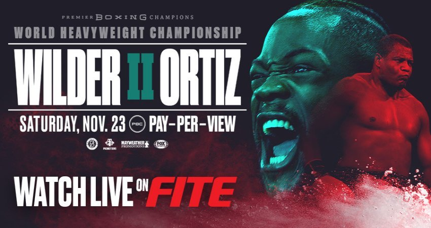 Deontay Wilder vs Luis Ortiz 2 – How to Watch?