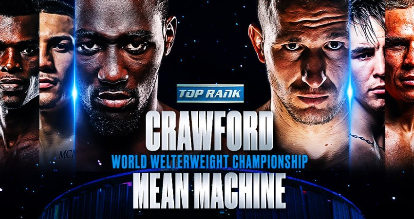 Crawford vs Mean Machine – How to Watch?
