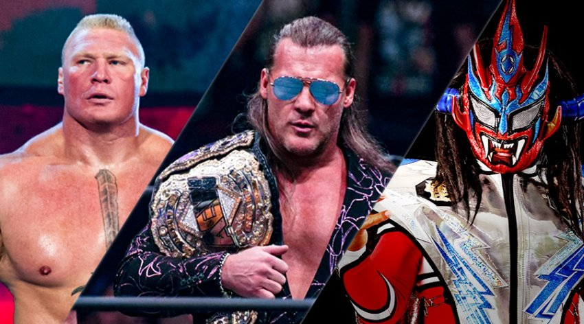 Pro Wrestling Rankings January 10 - Who else could it be?