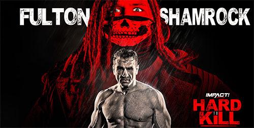 Ken Shamrock is Fighting Madman