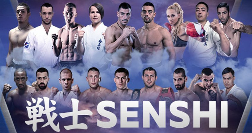 Reasons to watch SENSHI: Pro Fight Night on FITE