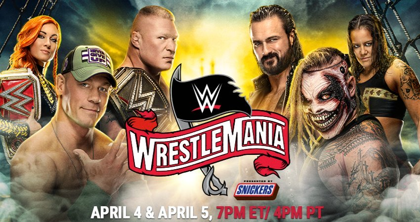 FITE to Offer WWE Wrestlemania 36 on Pay Per View in the US and Internationally