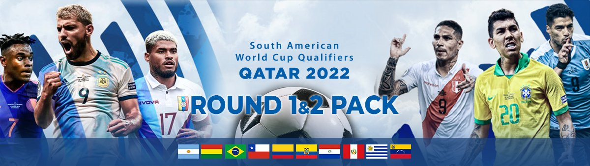 South American World Cup Qualifiers - Qatar 2022