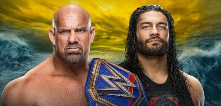 Bill Goldberg vs. Roman Reigns
