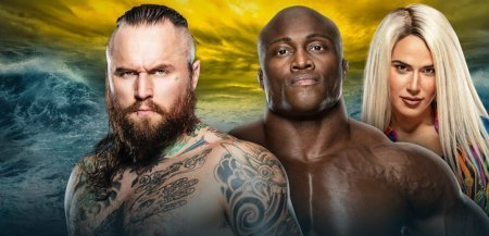 Aleister Black vs. Bobby Lashley