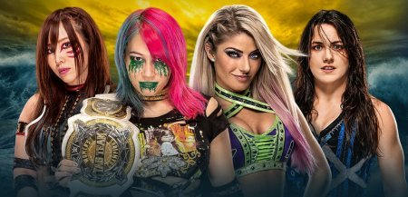 The Kabuki Warriors vs. Alexa Bliss & Nikki Cross