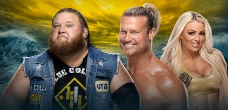 Otis vs. Dolph Ziggler with Mandy Rose