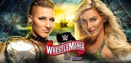 Rhea Ripley vs. Charlotte Flair