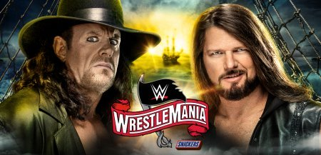 The Undertaker vs. AJ Styles