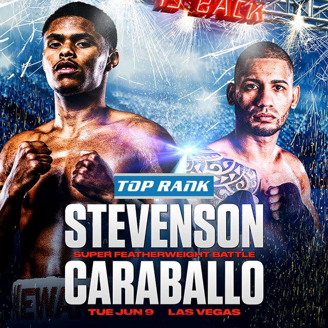 Shakur Stephenson vs. Felix Caraballo