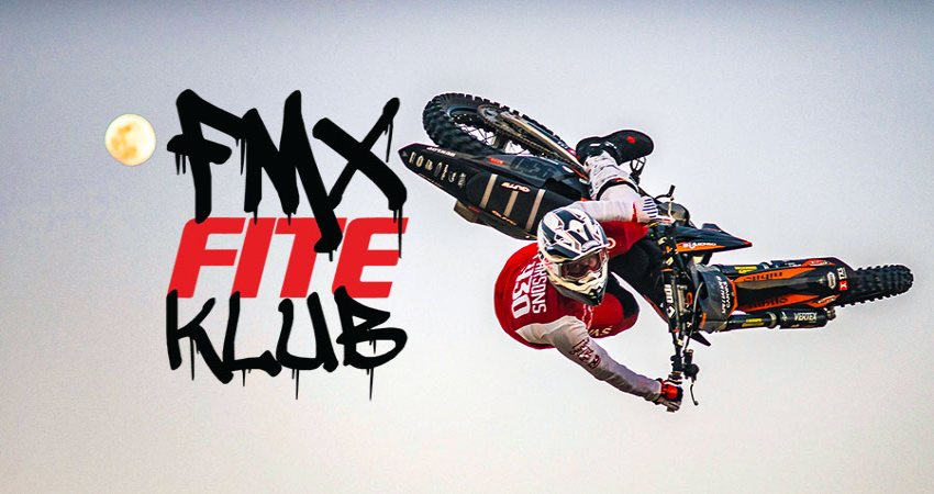 FITE Presents Inaugural FMX FITE Klub Event Featuring the World's Best Freeride Motocross Riders