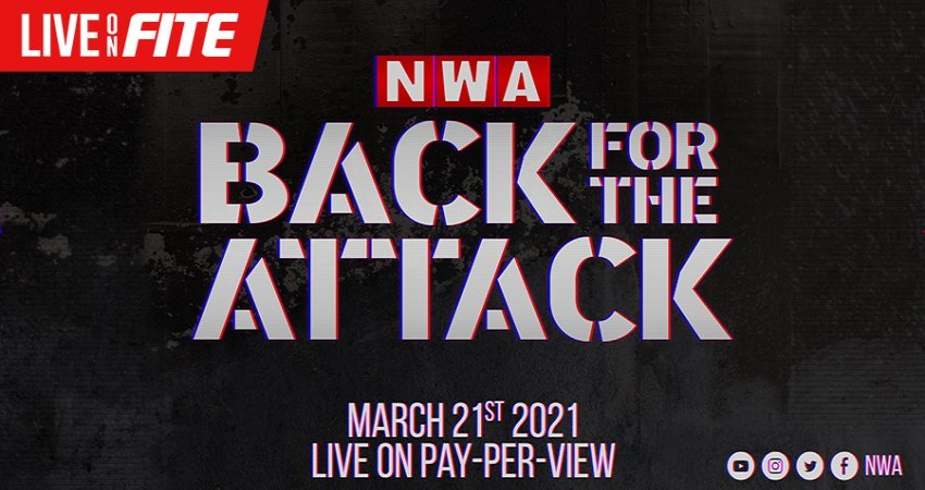 TheNWAroars back with 'Back For The Attack' and a brand new season ofNWAPOWERRR on FITE