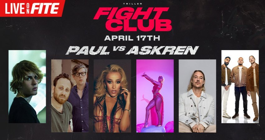 Triller Fight Club Announces All-Star Talent Lineup for April 17: Performances include Justin Bieber, The Black Keys, Doja Cat, Saweetie, Diplo, Major Lazer, and First-Ever Performance and World Premiere of Hip Hop Supergroup Mt. Westmore: Snoop Dogg, Ice Cube, Too $hort and E-40