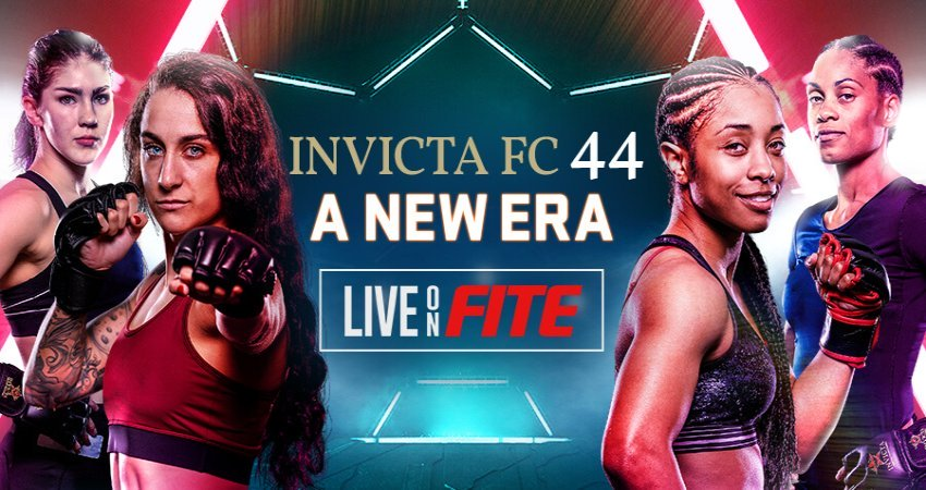 Invicta FC 44: A New Era Hits Pay-Per-View on Friday, Aug. 27