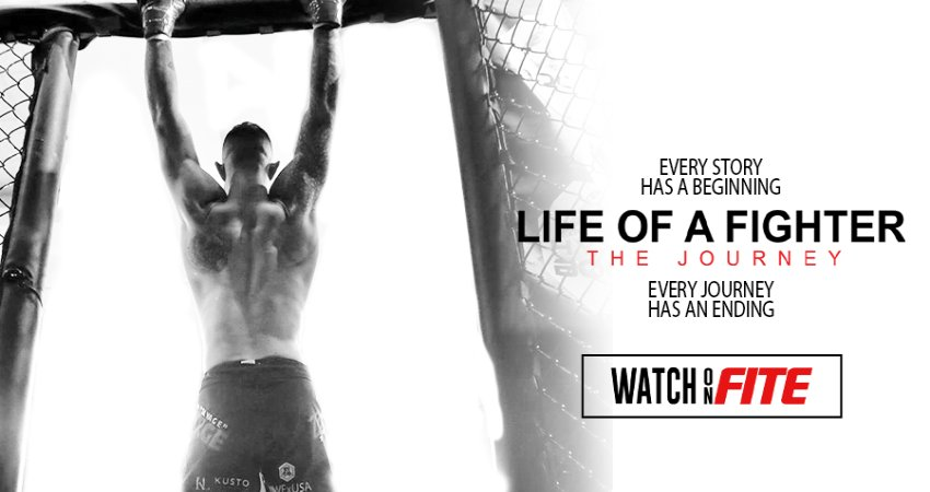 MMA Movie Premiere: Life of a Fighter: The Journey on FITE